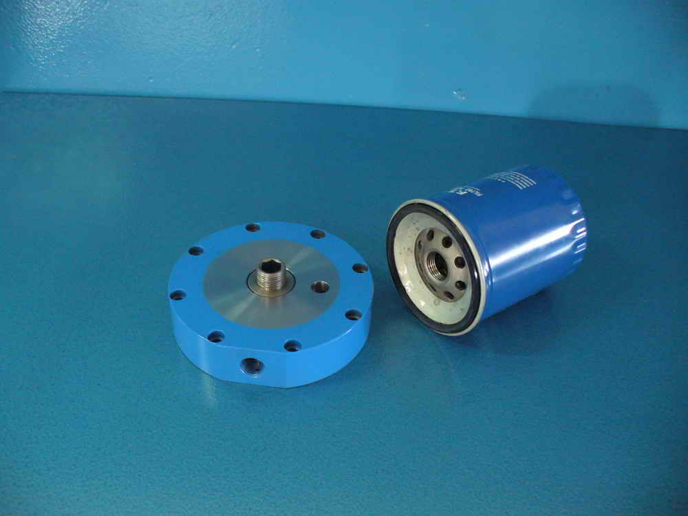 19 TAPA PORTA FILTRO - COVER OIL PUMP